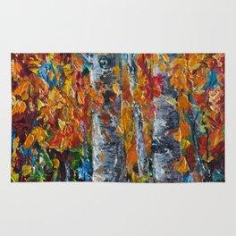 Aspen Trees - 1 Rug