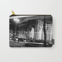 I Wish I May [Black & White] Carry-All Pouch