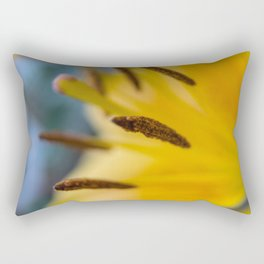 flowers #4 Rectangular Pillow