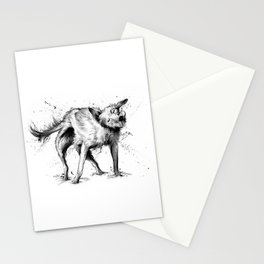 Shake it Off Stationery Cards