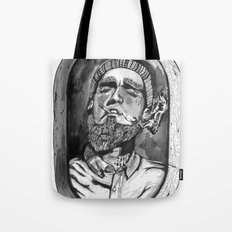 Where the forrest meets the sea Tote Bag