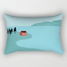 Sweden Rectangular Pillow