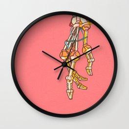 Robot Hand Wall Clock