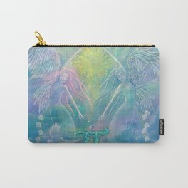 Gemini Angel Carry-All Pouch