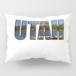 Mirror Lake, Utah Pillow Sham