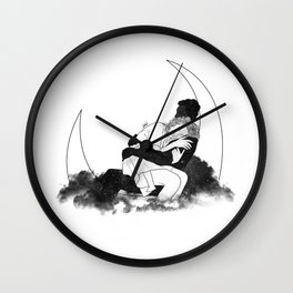 A place to love. Wall Clock