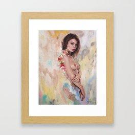 Ava Adora Framed Art Print