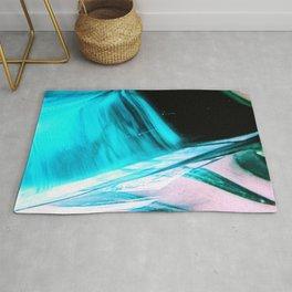 Glass Abstract Rug