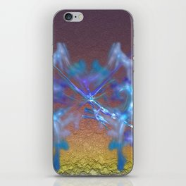 Easter Butterfly iPhone Skin