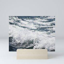 Crashing Ocean Wave Mini Art Print