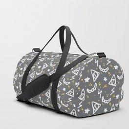 Potter Pattern Duffle Bag