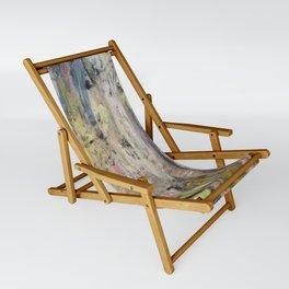 Global Warming Sling Chair