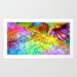 Art of D2 Art Print