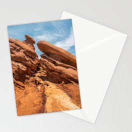Garden of the Gods Rock Formation Stationery Cards