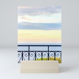 Cap Ferrat Calm Mini Art Print