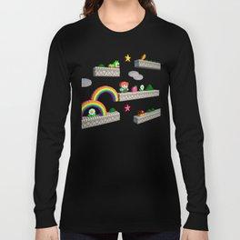 Inside Rainbow Islands Long Sleeve T-shirt