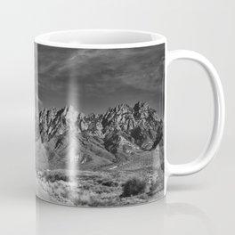 Organ Mountains #blackwhite Coffee Mug