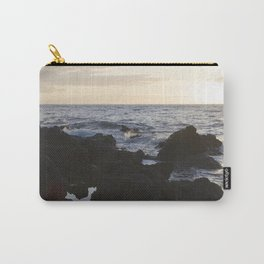 Lava Rocks and Sunshine Carry-All Pouch
