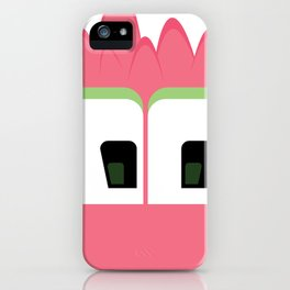 Bubble Beasts: Spiking Goo iPhone Case