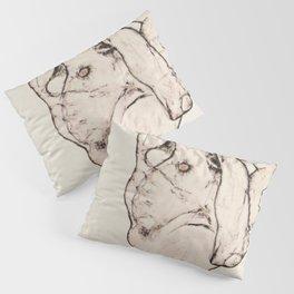 Egon Schiele Zeichnungen II Pillow Sham