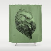 philippines Shower Curtains featuring Embrace by Ma. Luisa Gonzaga