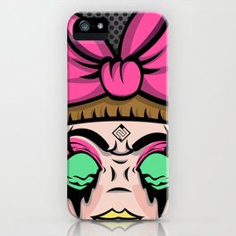Daisy Girl iPhone Case