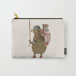 nature bear Carry-All Pouch