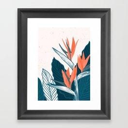 Flowers -a8 Framed Art Print