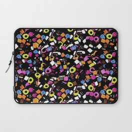 liquorice-all sorts Laptop Sleeve