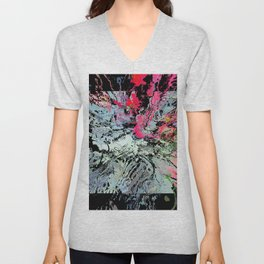 Decomposed Unisex V-Neck