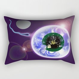 ANOTHER RETURN TO CONTINUE THE JOURNEY Rectangular Pillow