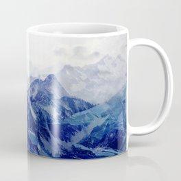 Blue Mountain 2 Coffee Mug
