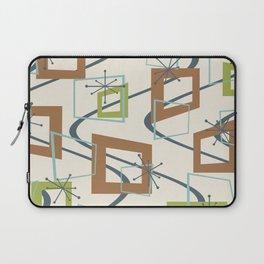 Mid Century Modern Minimalism Laptop Sleeve