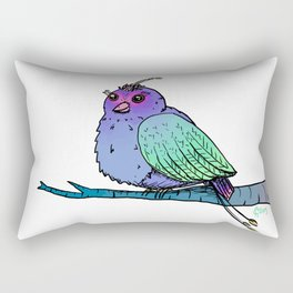 A Chirp Off the Old Block Rectangular Pillow