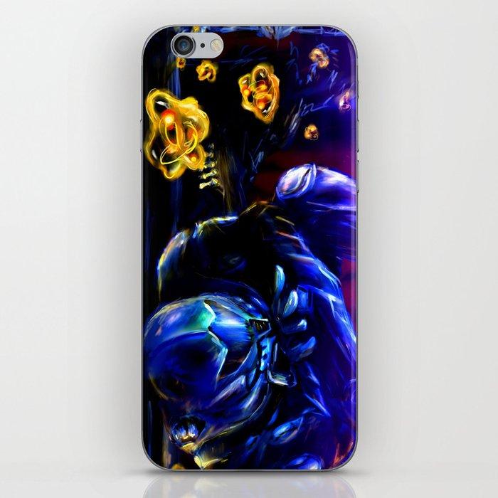 Metroid Metal: Sector 1 iPhone Skin