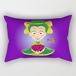 Mariette/Character & Art Toy design for fun Rectangular Pillow