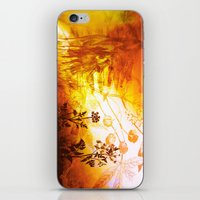 horses iPhone & iPod Skins featuring Horses by Vitta