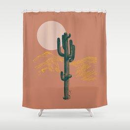 hace calor? Shower Curtain