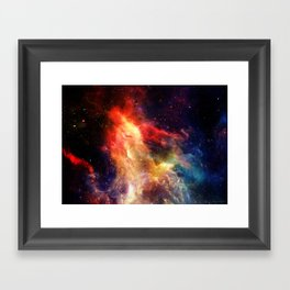 Everything is nothing 24 (therefore it was beautiful) Framed Art Print