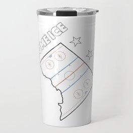 DC Home Ice Travel Mug