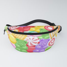 Candy Fanny Pack