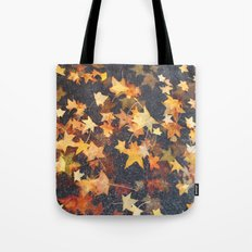 Earth Stars Tote Bag