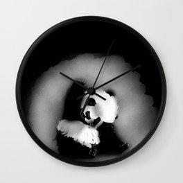 Coucou bébé - Panda Wall Clock