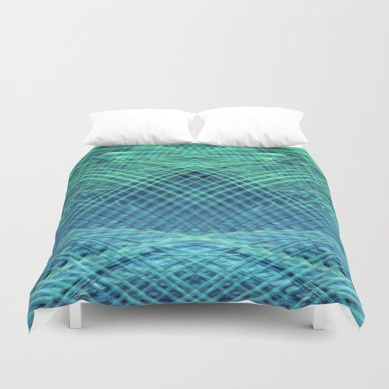 colorful dreams Duvet Cover