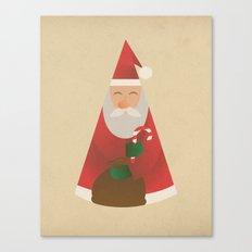 Father Christmas Canvas Print