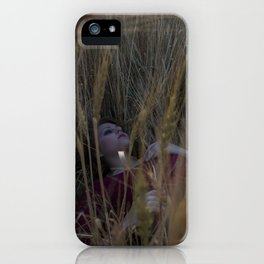 Ophelia of the Plains iPhone Case