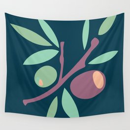 Tapas - Olives Wall Tapestry