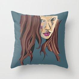 Marije Throw Pillow