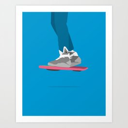 Power Laces (The 2015 Collection) Art Print