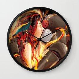 Secret Admirer Wall Clock